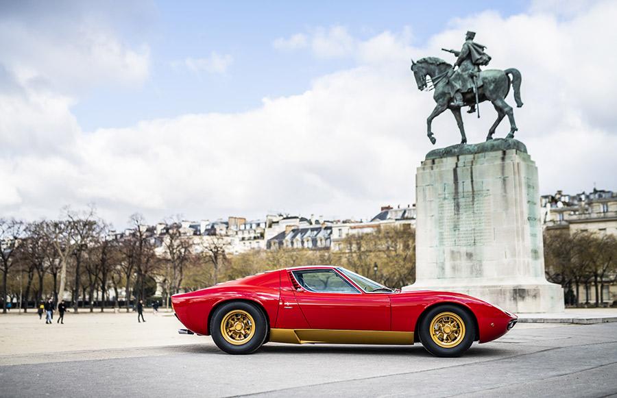 Jean Todt Owned Lamborghini Miura SV