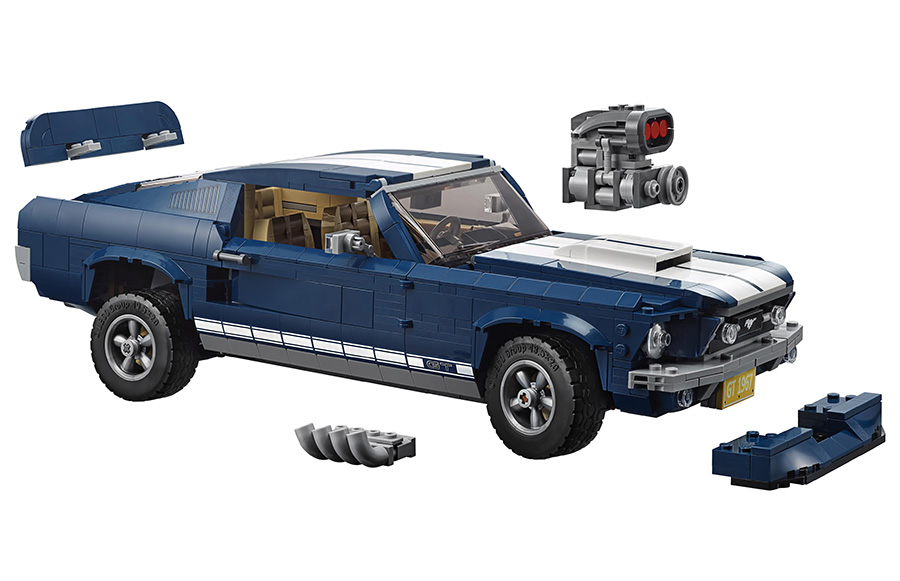 LEGO 1967 Ford Mustang Fastback