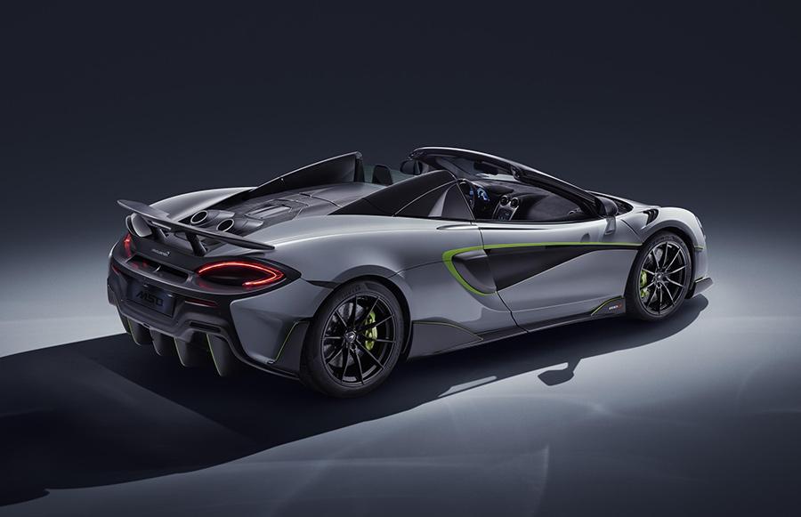 McLaren 600LT Spider Geneva Motor Show