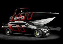 Mercedes-AMG Cigarette Racing 41 Carbon Edition
