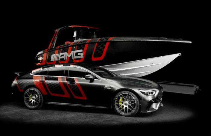 Mercedes-AMG Cigarette Racing 41 Carbon Edition