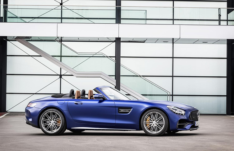 Mercedes-AMG GT Specs and Pricing