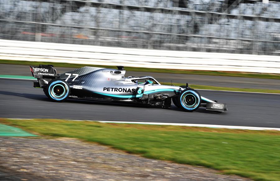 Mercedes-AMG Petronas Motorsport's 2019 F1 Racer