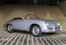 Porsche 356 A Speedster Race Retro auction