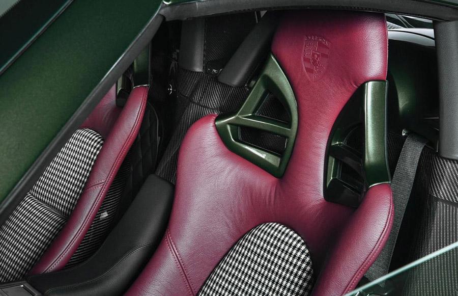 Porsche Classic Recommissioning Carrera GT Supercars