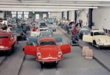 Recaro Automotive Seating and Porsche Sports Cars