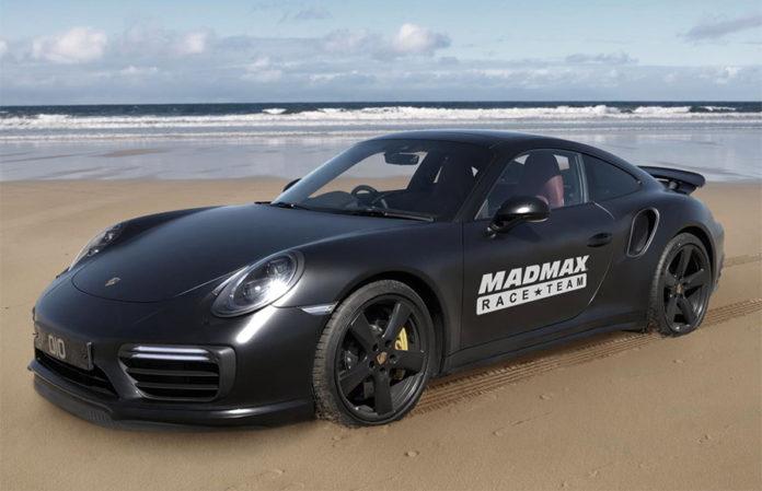 Zef Eisenberg Porsche 911 Turbo S
