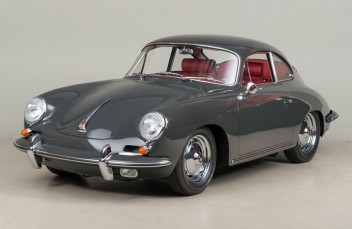 1963 Porsche Carrera 2 Coupe by Reutter For Sale