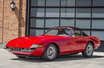 """1968 Ferrari 365 GTB/4 Scaglietti """"Prototipo"""