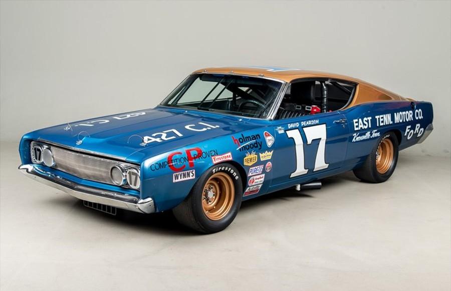 1968 Ford Torino NASCAR for sale