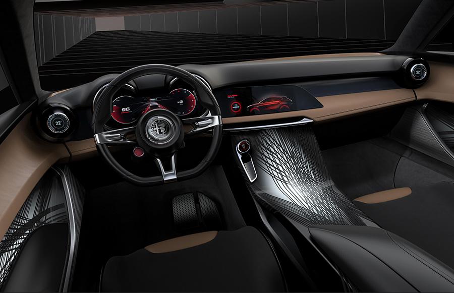 Alfa Romeo Tonale Mid Size Hybrid SUV