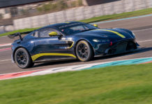 2019 Aston Martin Racing Driver Academy Drivers