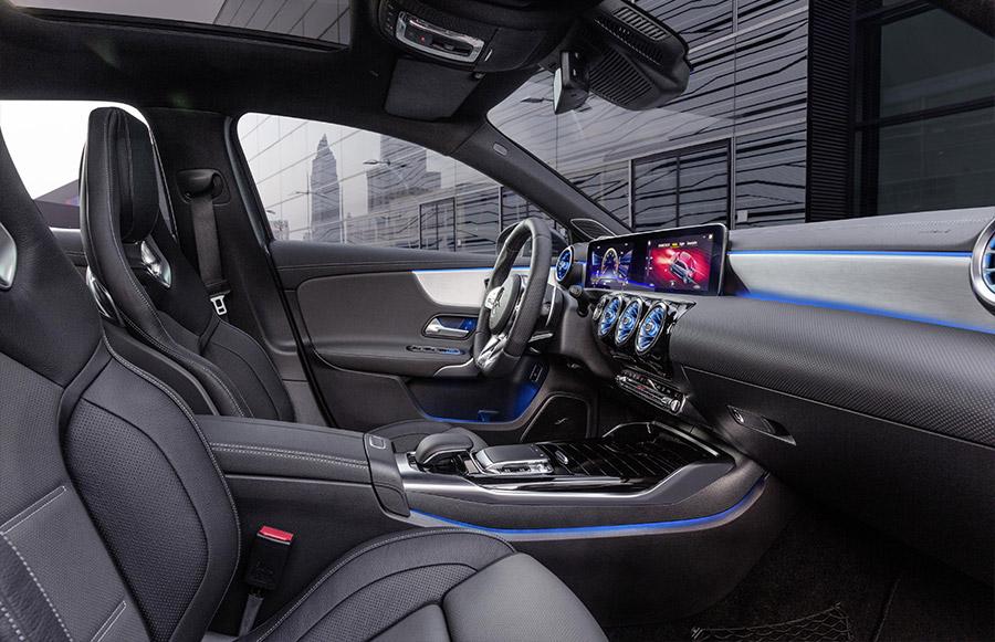 Mercedes-AMG A 35 Sedan