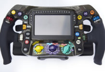 Mercedes-AMG F1 Steering Wheel