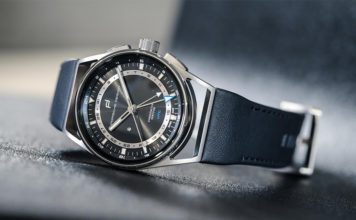 Porsche Design 1919 Globetimer UTC World-Time Watch
