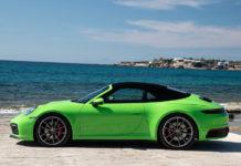 Porsche 911 Carrera S Cabriolet Convertible