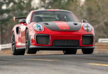 Porsche 911 GT2 RS Road Atlanta Track Record
