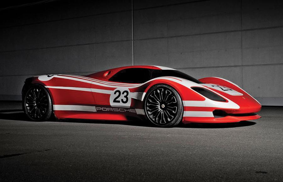 Porsche 917 50th Anniversary