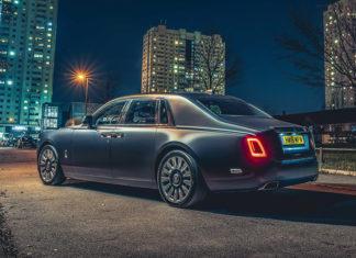 Rolls-Royce Phantom Mark Riccioni