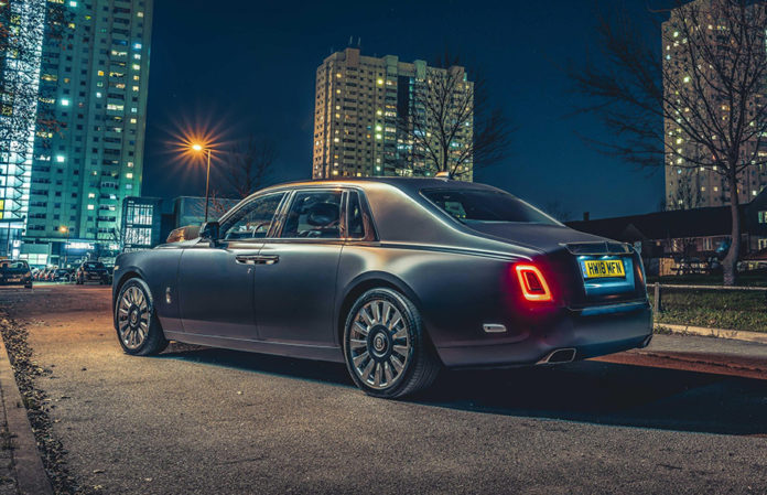 Rolls-Royce Phantom Mark Riccioni