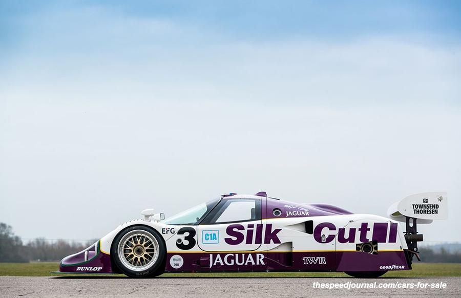TWR Jaguar XJR-12 For Sale