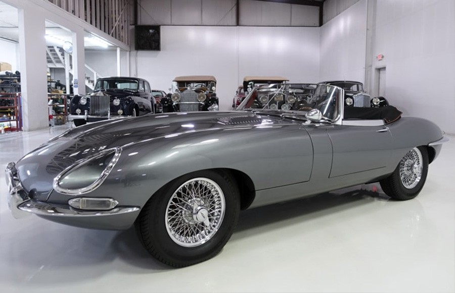 1964 Jaguar E-Type Series I 3.8 Roadster for sale