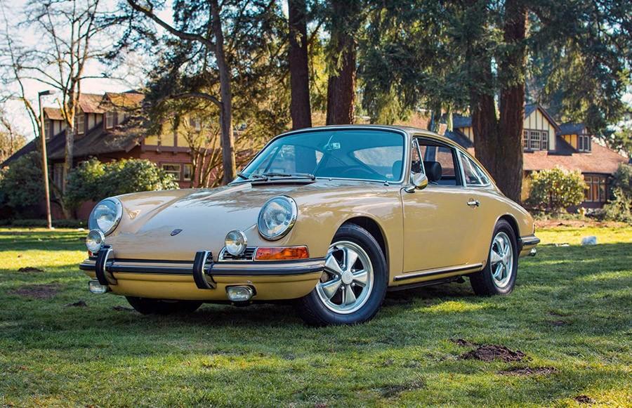 1967 Porsche 911 S for sale