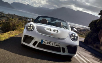 2019 Porsche 911 Speedster Heritage Design Package