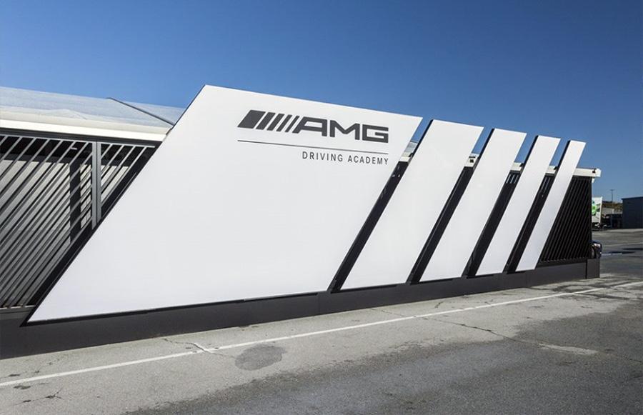 AMG Academy Drifting