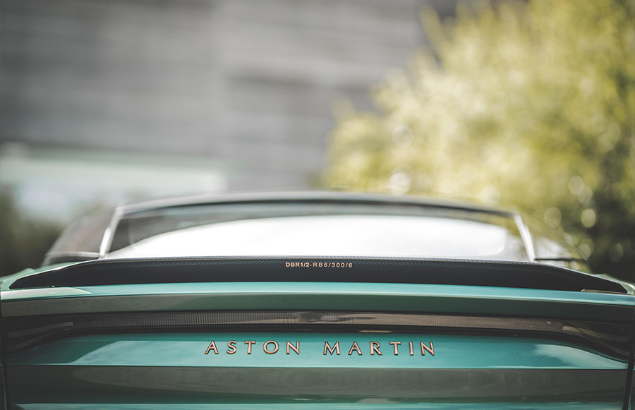 Aston Martin DBS 59 limited Edition