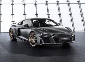 Audi R8 V10 Decenium New York International Auto Show