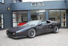 BMW M1 COYS Auction Essen Germany