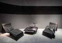 Bugatti Home Collection Milan Furniture Fair
