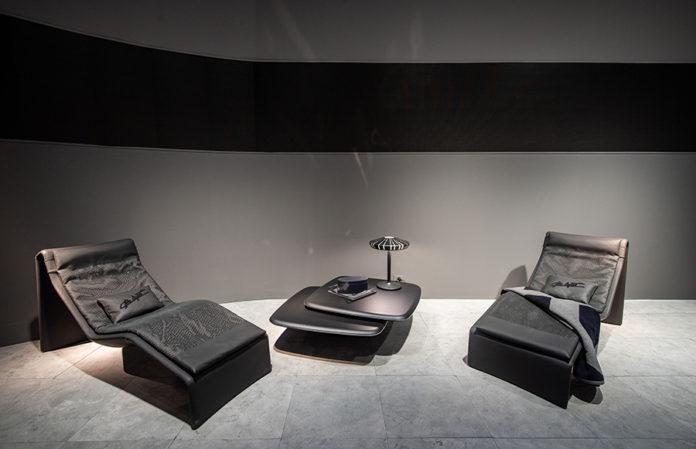 Bugatti Home Collection Milan Furniture Fair