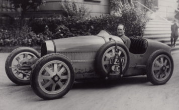 Bugatti won the First Grand Prix in Monaco in 1929