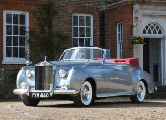 DM Historics 1960 Rolls-Royce Silver Cloud II Drophead Coupe
