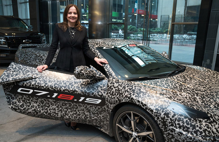 Seventh Generation Corvette Tunnel to Towers Auction