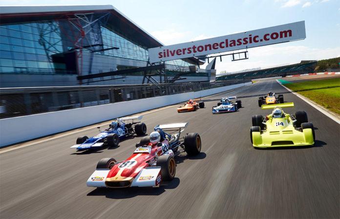 Formula 2 Silverstone Classic