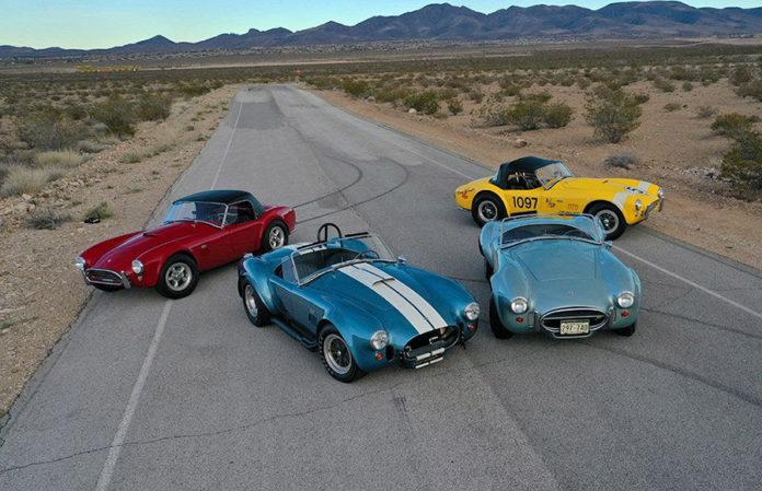 Shelby Cobras Mecums Original Spring Auction