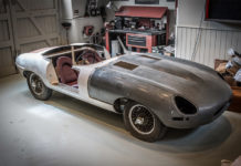 Jaguar Restorations at British Marques Sale