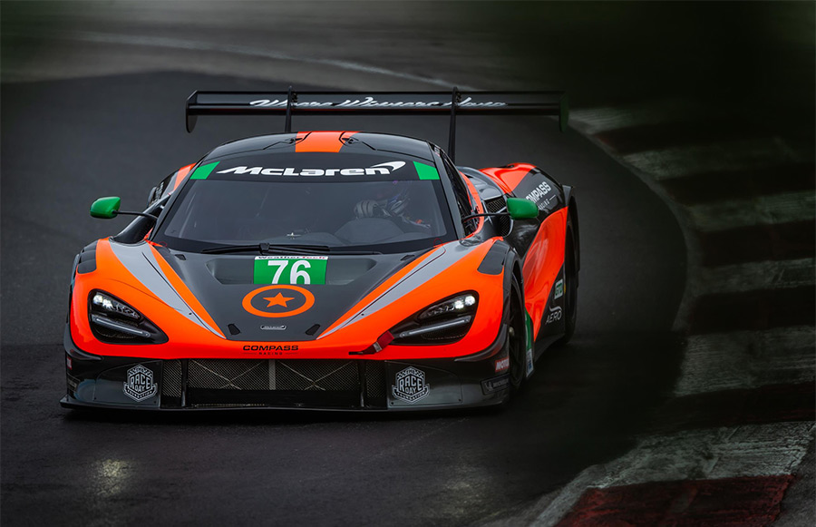 McLaren Automotive IMSA Sportscar Championship Deal