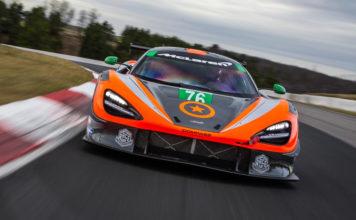 McLaren Automotive IMSA Sportscar Championship Deal