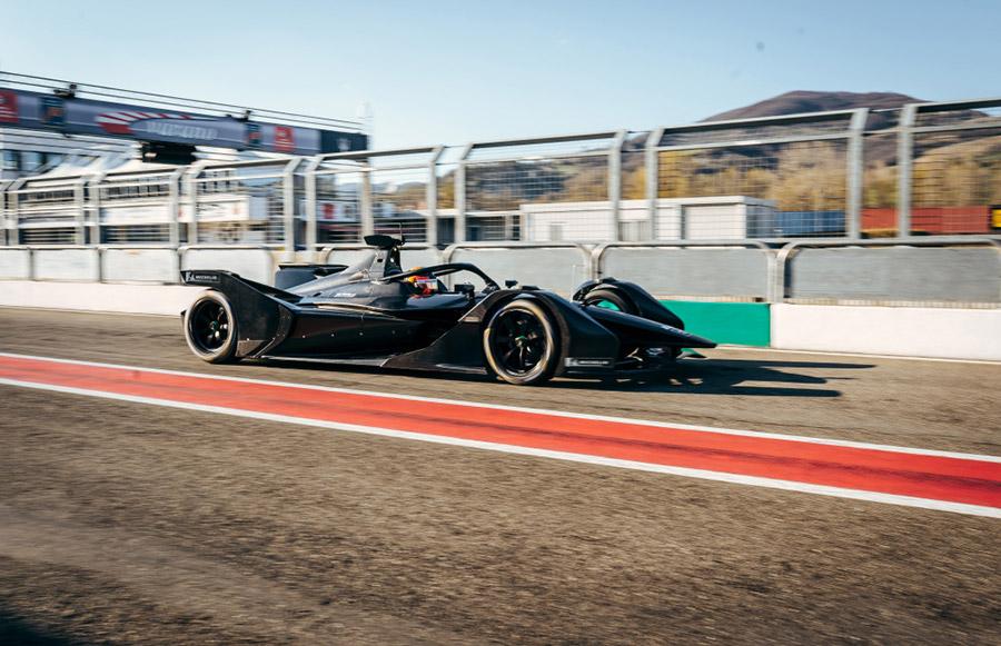 Mercedes-Benz EQ Silver Arrow 01 Formula E