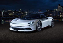 Pininfarina Battista London Debut