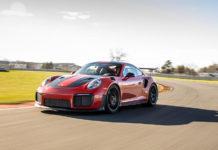 Porsche 911 GT2 RS Road America Lap Record