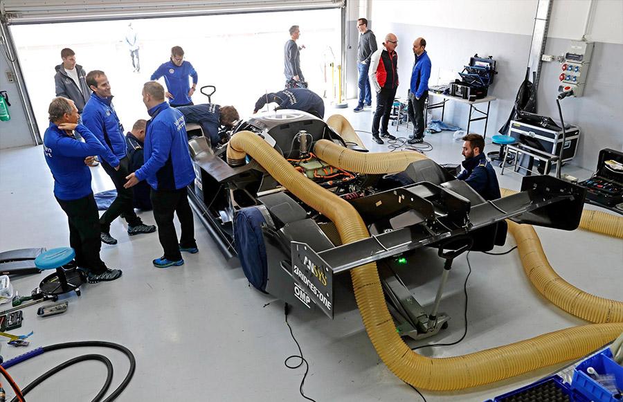 Volkswagen ID. R Nürburgring– Nordschleife Record Attempt
