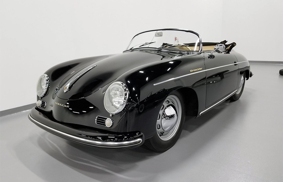 1955 Porsche 356 Speedster Super 1600 for sale