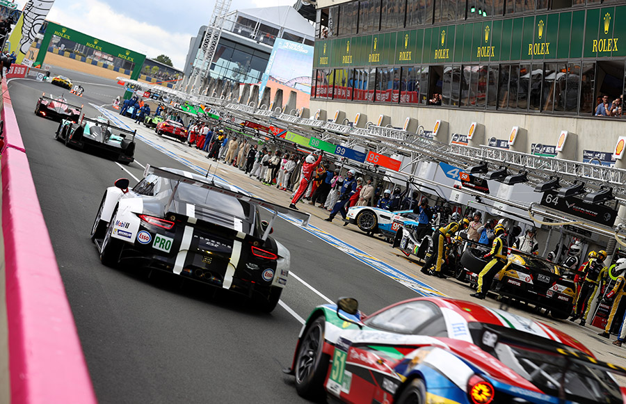 2019 Rolex 24 Hours of Le Mans Preview 3