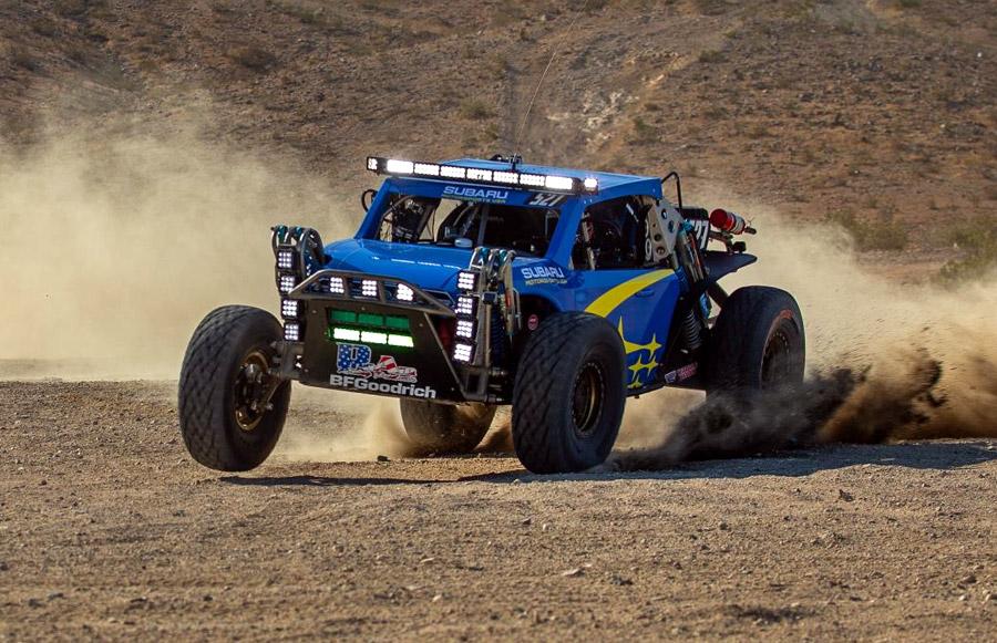 2019 Subaru Crosstrek Desert Racer Baja 500 2