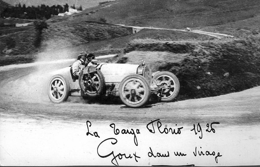 Bugatti Type 35 Race Car